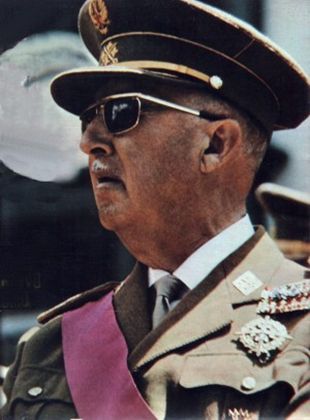 Francisco Franco - Image via Wikimedia Commons