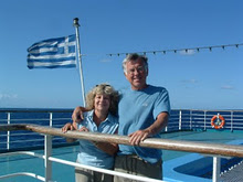 Jackie and Joel Smith - Leaving Crete