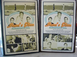 Mama's Place - Books set in Greece