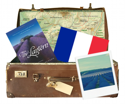 Books set in France - The Lantern by Deborah Lawrenson
