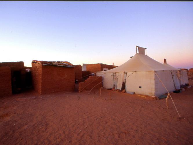 Saharawi camp - Algeria