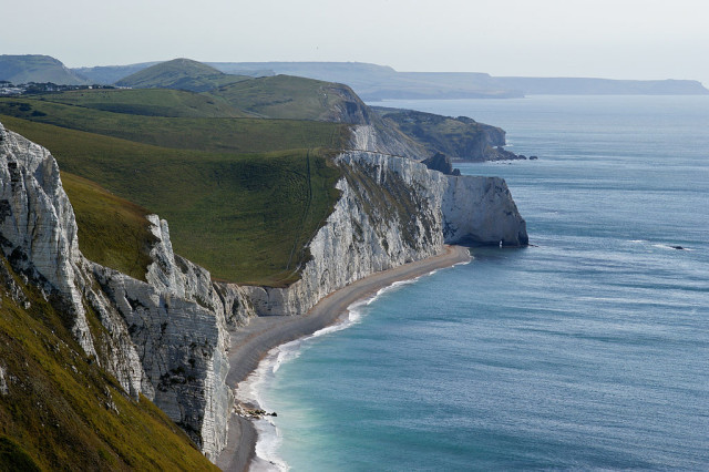 Bat's Head - Dorset coast