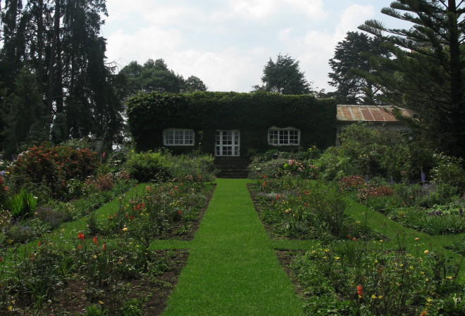 The Imbabazi Orphanage and Flower Plantation, near Gisenyi, Rwanda