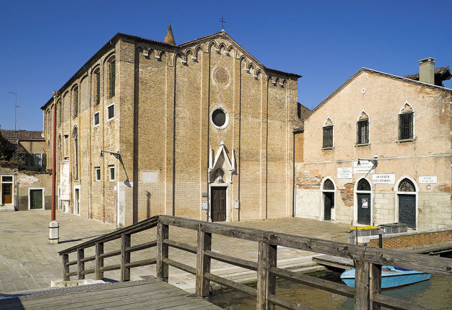 Church of Sant'Alvise