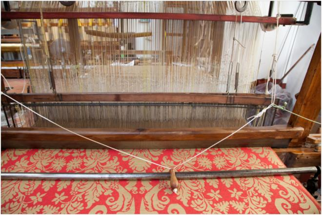 Silk woven on looms in the Antico Setificio Fiorentino-page-001